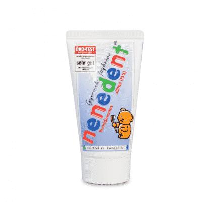 Nenedent-tubus-kek-fluoridmentes