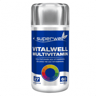 Superwell-Vitalwell-multivitamin-60db
